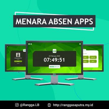 Menara Absen Apps