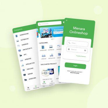 Menara Onlineshop