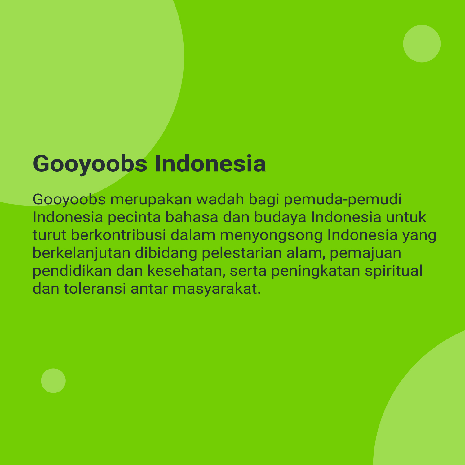 Gooyoobs Indonesia