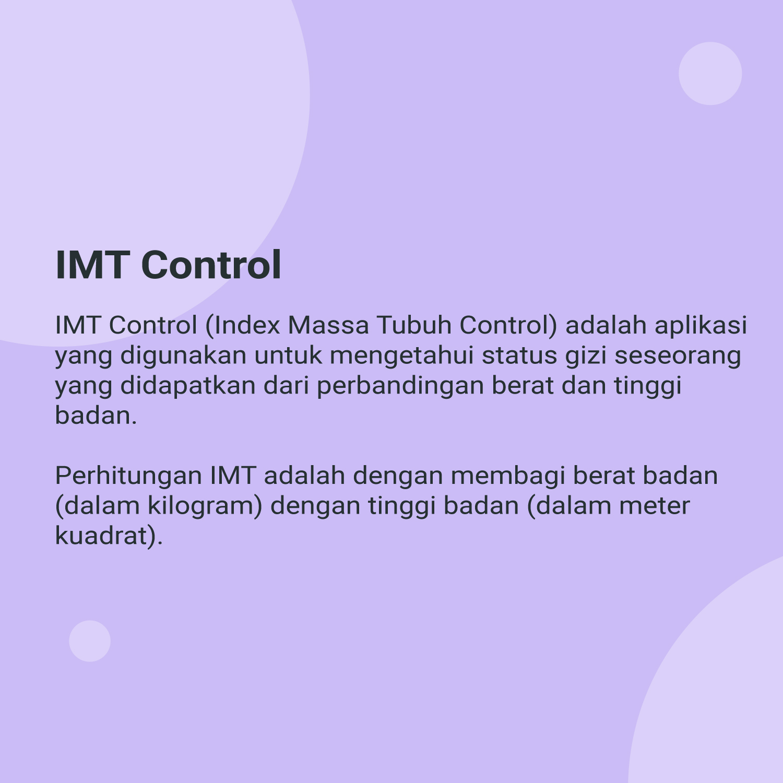 IMT Control